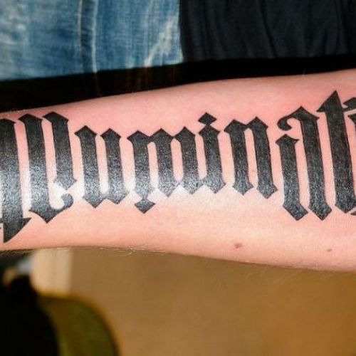 Cool Tattoo Font Ideas