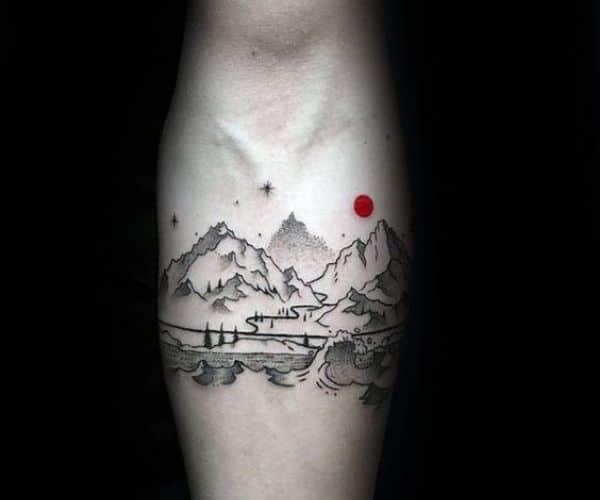 Armband Nature Tattoos