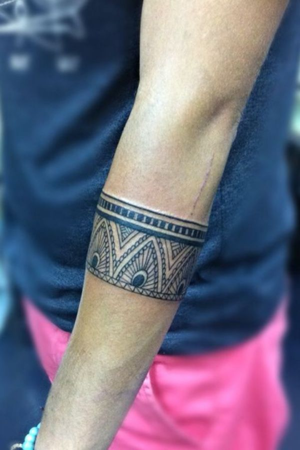 Cool Armband Tattoos For Guys