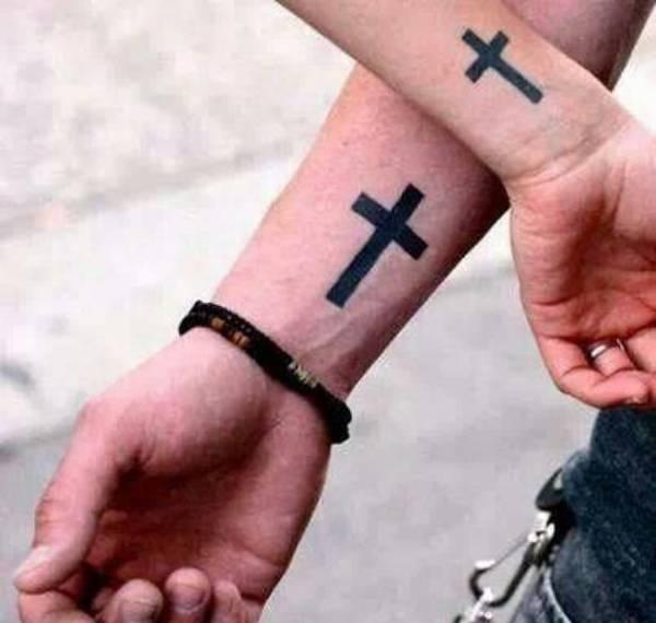 Cool Cross Tattoos