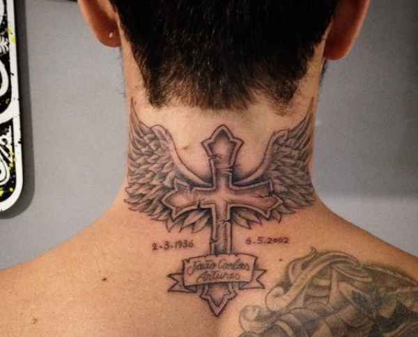 Cross Tattoo Meaning