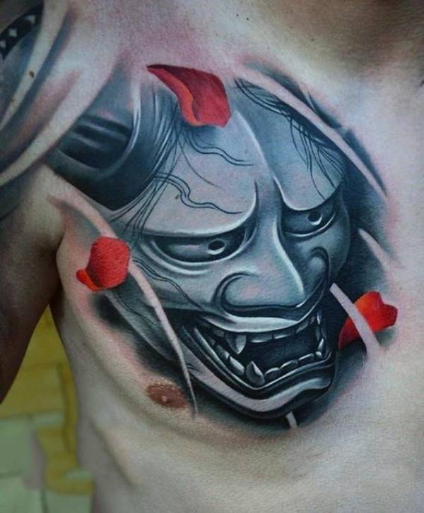 Japanese Art Tattoos