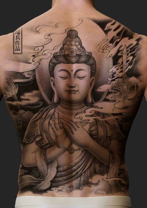 Japanese Buddha Tattoos