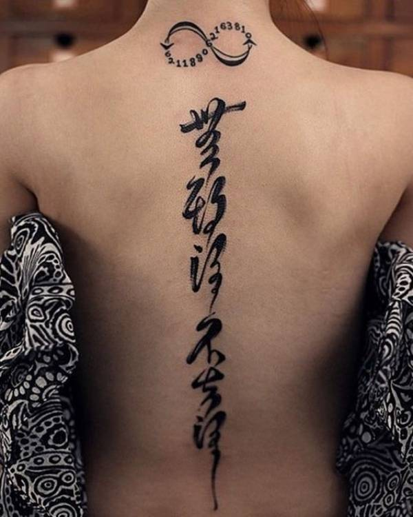 Japanese Character Tattoos
