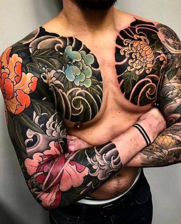 Japanese Culture Tattoos