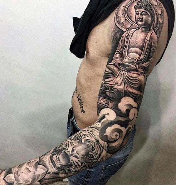 Japanese Tattoos Full Sleeve