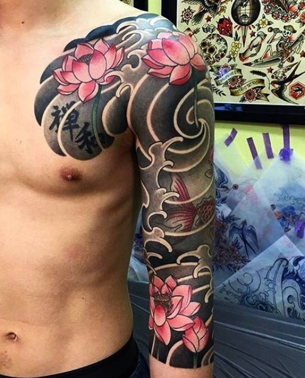 Japanese Tattoos Sleeves