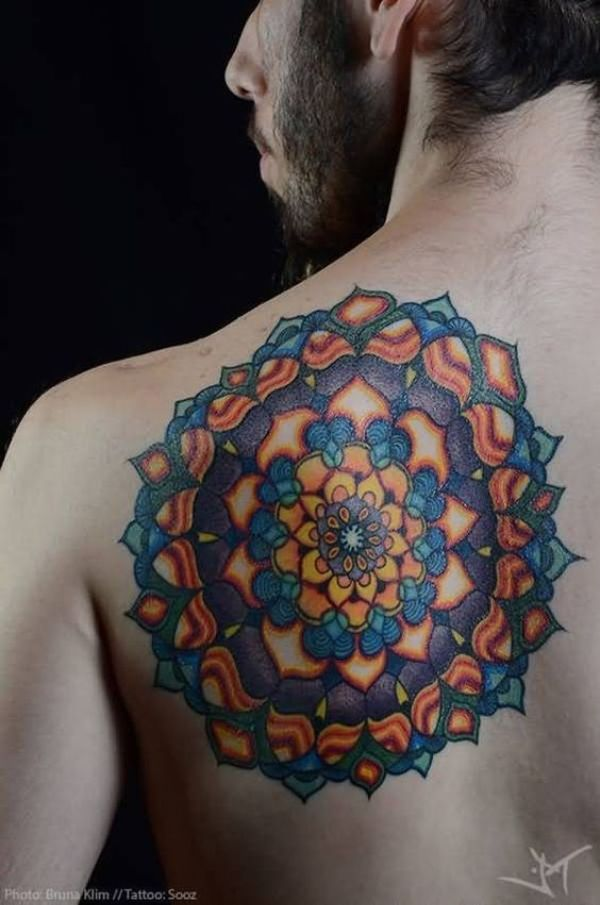 Guy Flower Tattoos