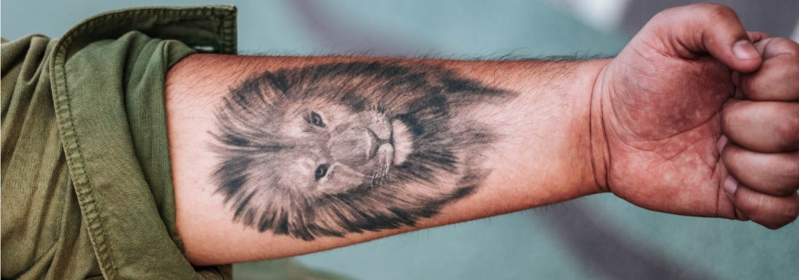 110 Unique Lion Tattoo Designs With Meaning 2019