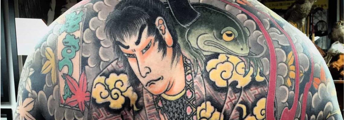 japanese yakuza tattoo