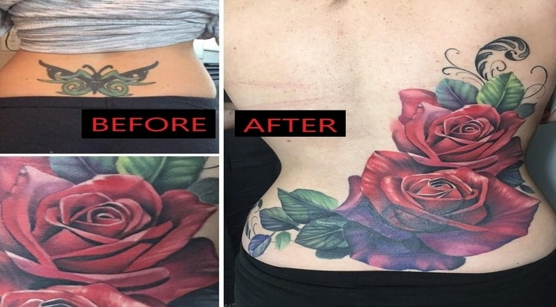 tatoo cover up for scars