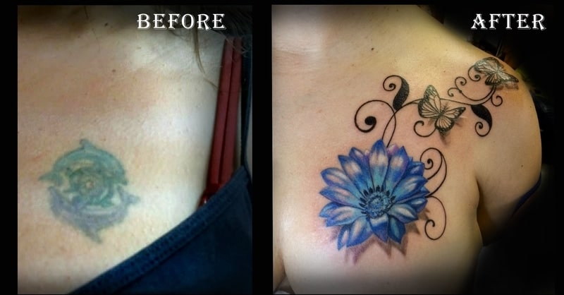 tattoo scar cover up