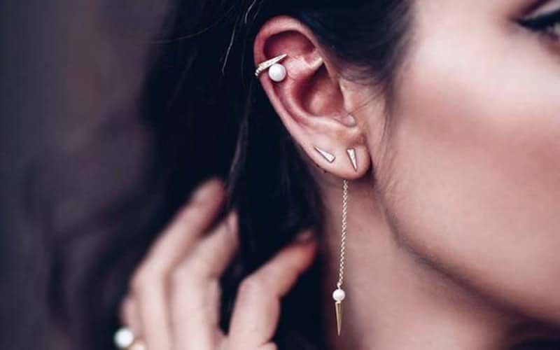 types of ear piercing prices costs